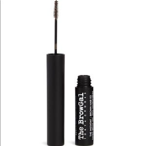 The Brow Gal Tinted Eye Brow Gel W. Microfibers